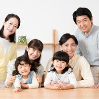 2.家族の健康に役立ちます