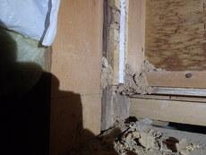 防府市桑南にて定期的に白蟻予防工事をさせていただいているお宅です。