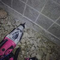 玄関の解体時にきちんと予防を致しました。のサムネイル