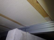 山口市小郡にて軽量鉄骨造のお宅の予防工事。