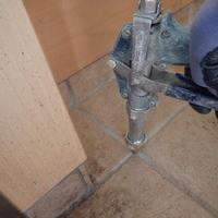 山口市小郡にて軽量鉄骨造のお宅の予防工事。のサムネイル