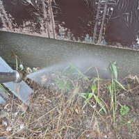 光市虹ヶ丘にて白蟻防除工事。のサムネイル