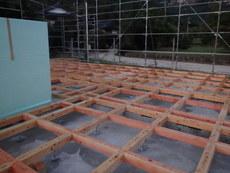 施設の新築時にしっかりとシロアリ予防。