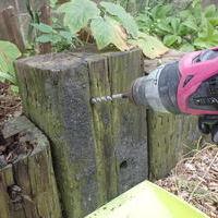 防府市浜方にて軽量鉄骨造の住宅予防。外回りの被害処置。のサムネイル