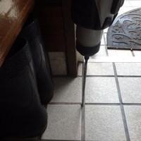 山陽小野田市高千帆にて白蟻予防工事。のサムネイル