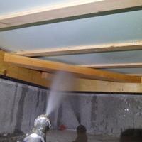 防府市国分寺町にて介護施設の新築予防工事。のサムネイル