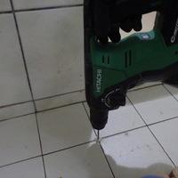 光市千坊台にて白蟻予防工事。のサムネイル