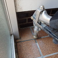 防府市西浦にて定期的に白蟻予防工事。のサムネイル