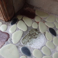 山口市江崎にて軽量鉄骨造住宅白蟻予防。のサムネイル