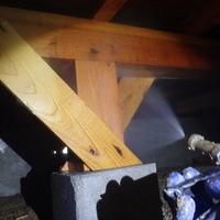 防府市国衙にて白蟻予防工事。新築より初めての施工。のサムネイル