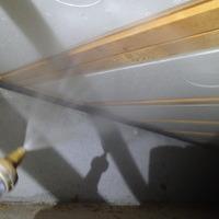 下松市生野屋にて白蟻予防工事。のサムネイル