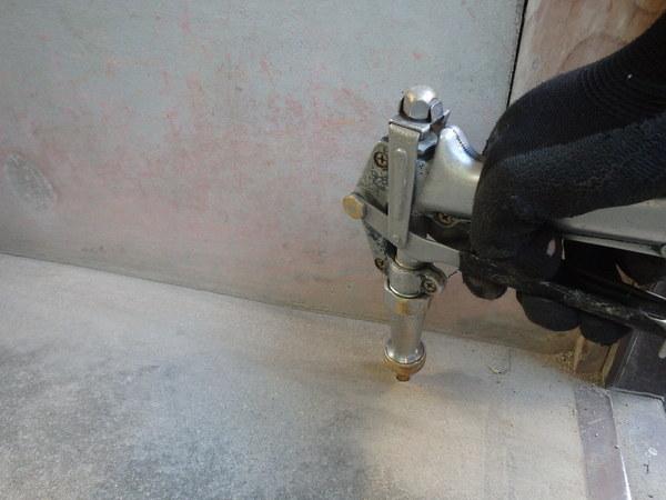 山口市嘉川にて白蟻予防工事。30年前からリピートでご利用いただいております。のサムネイル