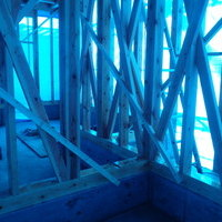 熊毛郡田布施町にて新築の白蟻予防工事。のサムネイル