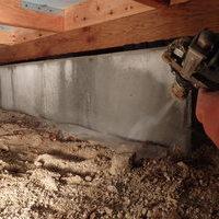 熊毛郡上関町にて白蟻予防工事。のサムネイル