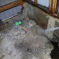 周南市栄町にてリフォーム物件の白蟻駆除・予防工事。のサムネイル