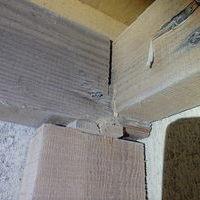 山口市鋳銭司にてヤマトシロアリ駆除工事。床下を開通していくと発覚した更なる被害。のサムネイル