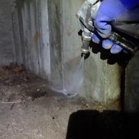 山口市吉敷佐畑にて白蟻予防工事。リピートのご契約をいただきました。のサムネイル