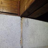 山口市秋穂東にて白蟻予防工事。のサムネイル