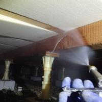 宇部市船木にて白蟻予防工事。のサムネイル