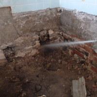山口市千坊にてリフォーム住宅の白蟻工事。のサムネイル