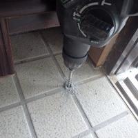 防府市鈴屋にて白蟻予防工事。令和元年初日のお客様となりました。のサムネイル
