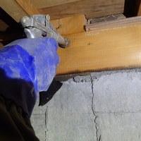 防府市西浦にて白蟻予防工事。20年以上前にお世話になったお客様宅からのご依頼です。のサムネイル