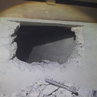 防府市田島にてヤマトシロアリ駆除工事。被害原因は雨漏りから。のサムネイル