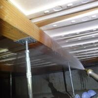 山口市大内御堀にて白蟻予防工事。ホームページからのご縁です。のサムネイル