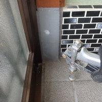 防府市桑南にて白蟻予防工事。イエシロアリ駆除より5年経過した今・・・。のサムネイル