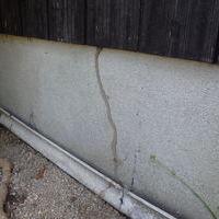 山口市佐山にて白蟻駆除。リフォーム中に見つかった被害。のサムネイル