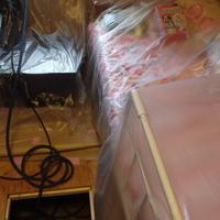 下関市豊浦町にて白蟻予防工事。増築部もしっかり予防。のサムネイル