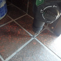 防府市大崎にて白蟻予防工事。のサムネイル