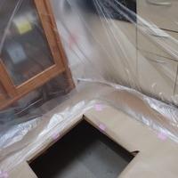 山口市秋穂二島にて白蟻予防工事。定期的に処置で安心。のサムネイル