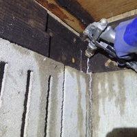 防府市台道にて白蟻予防工事。イエシロアリ駆除工事から5年。のサムネイル