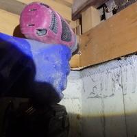 防府市国衙にて中古住宅の白蟻予防工事。のサムネイル