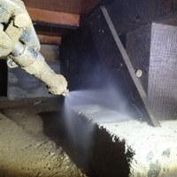 防府市迫戸にて、白蟻予防工事。20年以上前からのお付き合い。のサムネイル