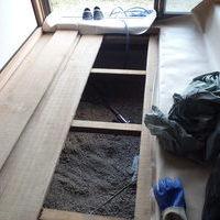 防府市大崎にて白蟻予防工事。30年以上前からのお客様宅。のサムネイル