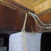 防府市下右田にて白蟻予防工事。イエシロアリ駆除から定期的に予防をされているお客様宅です。のサムネイル