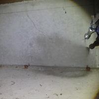山口市平井にて、アパートのヤマトシロアリ駆除工事。のサムネイル