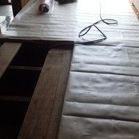 山口市阿知須にて、定期的に白蟻予防工事。のサムネイル