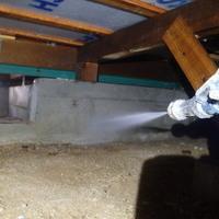 防府市岩畠にて白蟻予防工事。お問い合わせの内容と弊社の対応。のサムネイル