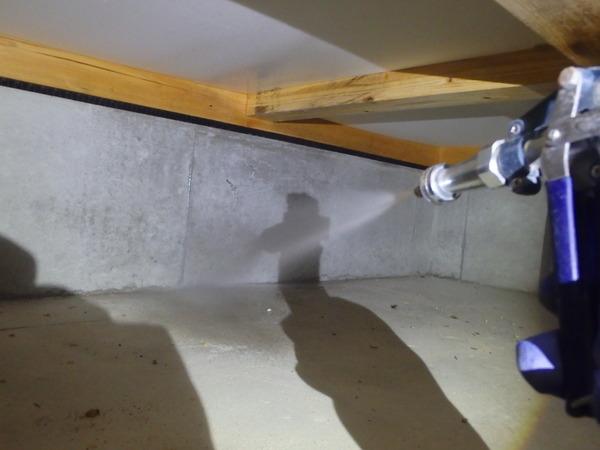 山口市大内御堀にて新規の白蟻予防工事ご契約。ホームページからお問い合わせ。のサムネイル