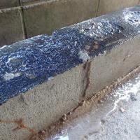 防府市泉町にて倉庫の白蟻被害の改修工事。修繕に合わせて適切に白蟻予防を。のサムネイル
