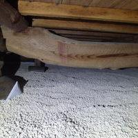 光市浅江にて床下湿気対策工事。防湿シート・調湿剤散布。のサムネイル
