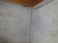 防府市本橋町にてヤマトシロアリ駆除工事。借家の改装中に白蟻被害発覚。