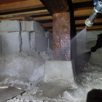防府市戎町にて白蟻予防工事。借家の次の入居者様が入られる前に。のサムネイル