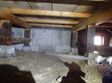 防府市西仁井令にて、改築中のお住まいの白蟻防除工事。