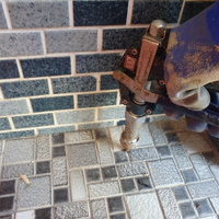 防府市西仁井令にて、改築中のお住まいの白蟻防除工事。のサムネイル