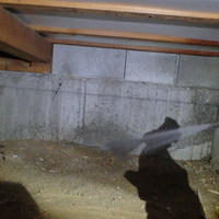 防府市台道にて白蟻予防工事。定期的にご利用くださりありがとうございます。のサムネイル