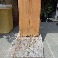 宇部市東岐波にて、ずっとお世話になっているお客様宅の予防工事。のサムネイル